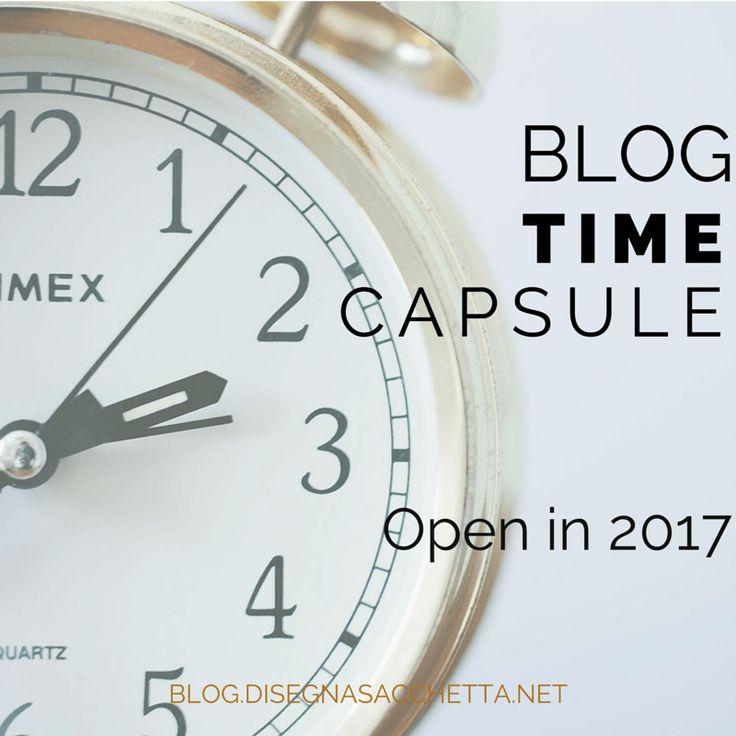 Blog Time Capsule