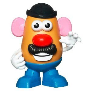 Mr. #Potato #Head from Playskool has had a makeover and now has legs, more accessory holes, and a slimmer look! - See more at: http://toysgaloreonline.com/toys-games/action-figures-statues/playskool-mr-potato-head-com/#sthash.TYvlHsBJ.dpuf