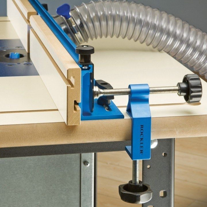 Micro Adjuster for Router Table Fence | Rockler Woodworking and Hardware