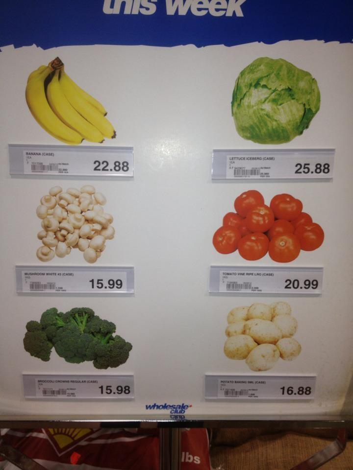feeding my family - nunavut | 22 dollar bananas, 25 dollar lettuce ....