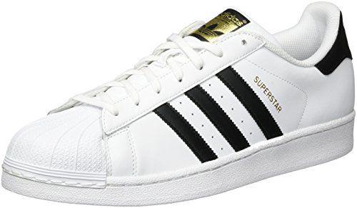 Oferta: 74.93€. Comprar Ofertas de adidas Superstar, Zapatillas Unisex Adulto, Blanco (Ftwr White/Core Black/Ftwr White), 47 1/3 barato. ¡Mira las ofertas!