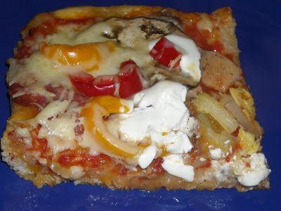 Makacska konyhája: Mindentbele pizza