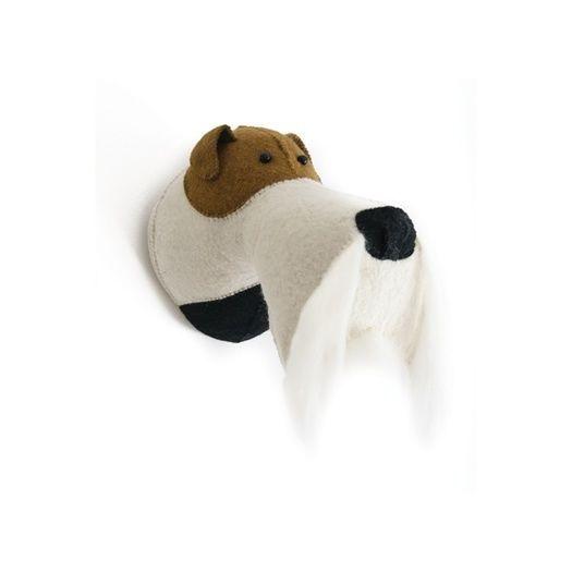 Fox Terrier Head