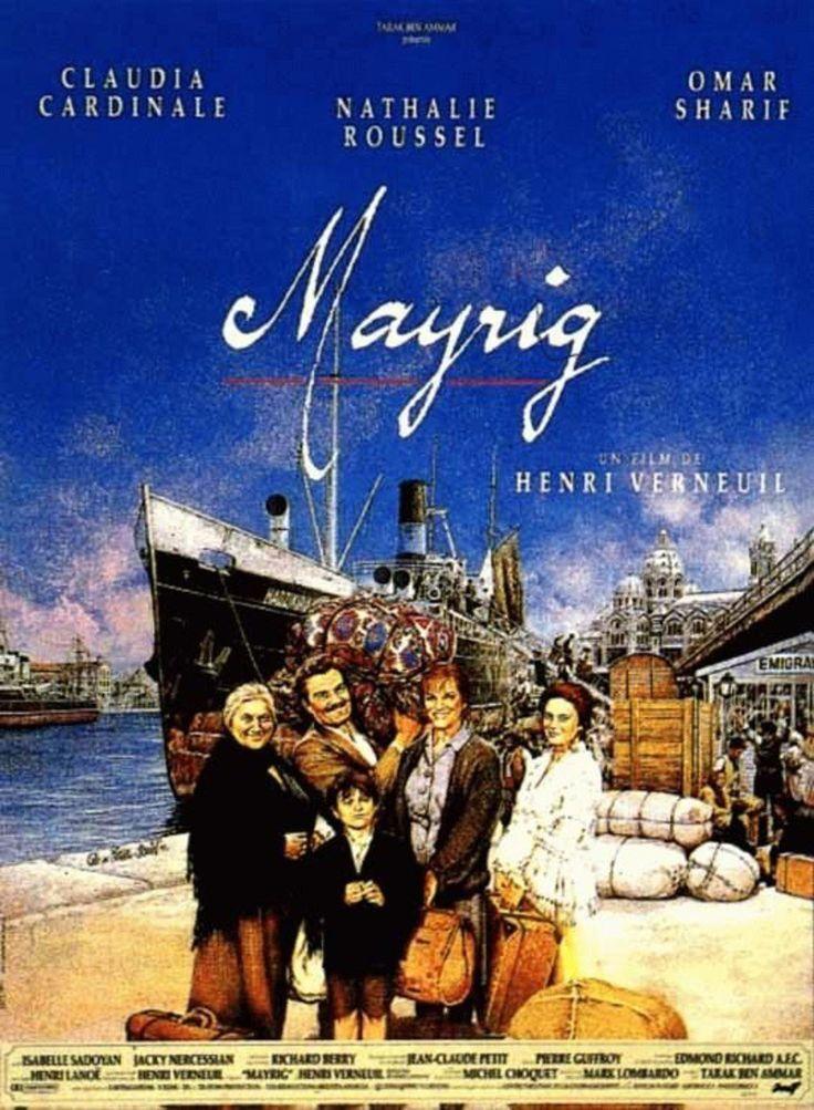 """Je viens de terminer """"L'étrangère"""", le très beau roman  de Valérie Toranian, où elle évoque à travers la vie de sa grand-mère le génocide arménien. Elle y parle d'un terrible acte de barbarie qui était resté marqué dans mon esprit  depuis 25ans et que j'avais vu dans un  film : les fers à cheval cloutés par les soldats turcs à même les pieds des déplacés arméniens.Je viens de retrouver ce film, il s'agit de """"Mayrig"""", film autobiographique d'Henri Verneuil (né Achod Malakian)."""