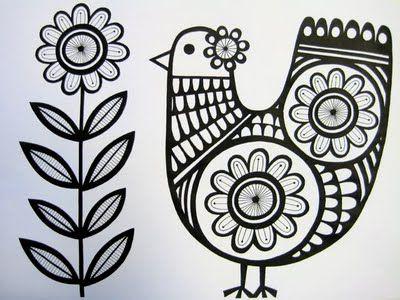 Jane Foster Blog: New bird designs