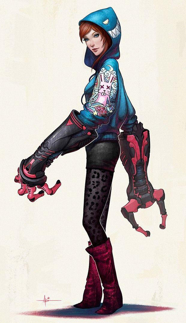 Illustrator: Adrian Dadich