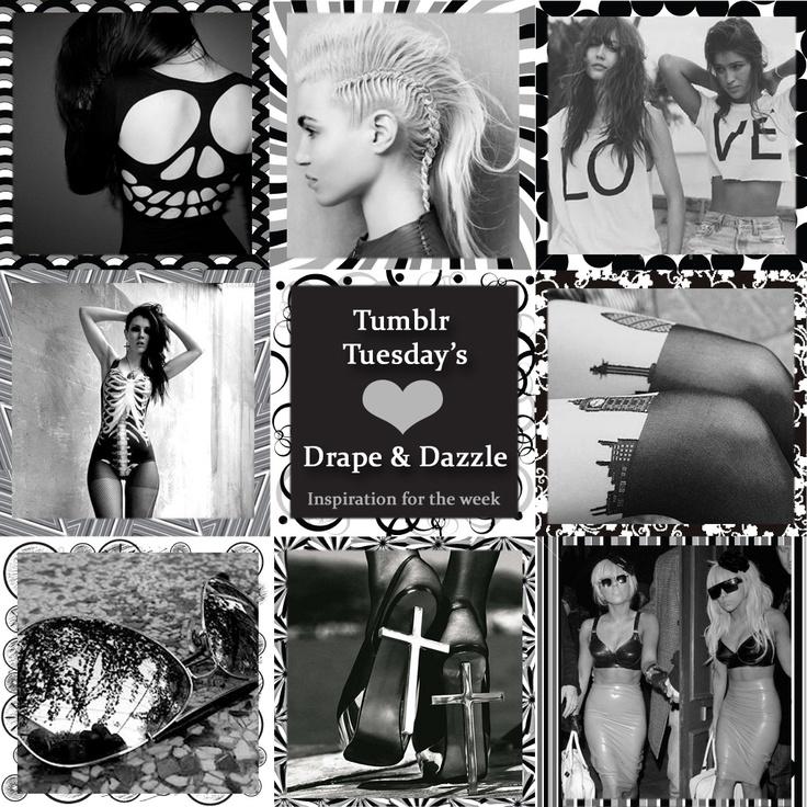 TumblrTuesday's Inspired by punk with elegance this week, Loving Lady Gaga's subtle look. #Fashion #Sydney #followme