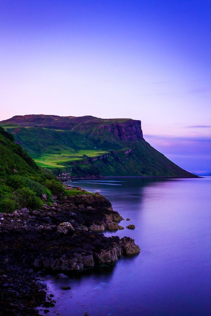 Portree Isle of Skye Scotland by YuriFineart on 500px