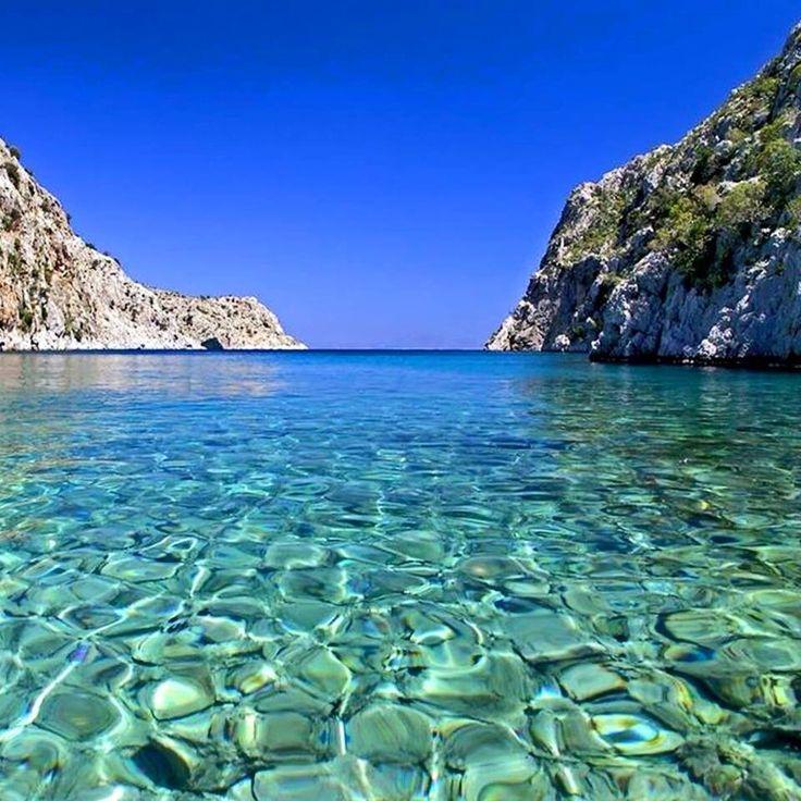 Καλυμνος<3 Isn't it a paradise? Greece!The most beautiful country!!!!!❤