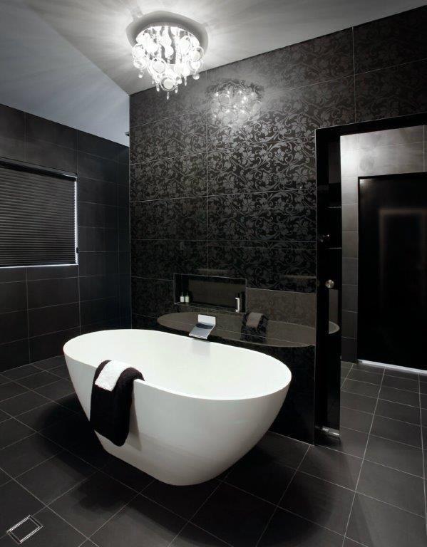 Ceramo's Deco Crystal Dark & Project  Black | by Retreat Design