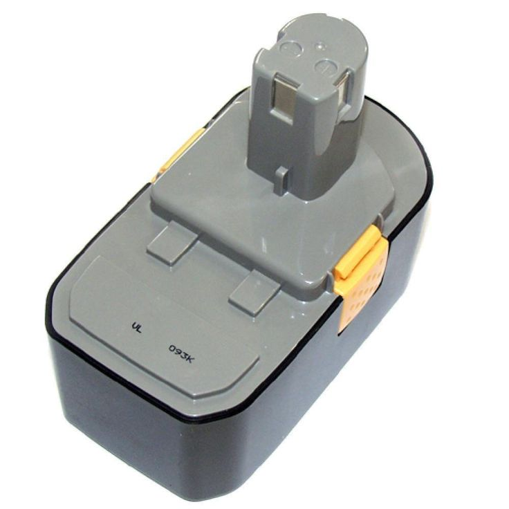 18-Volt NiMH Battery Compatible for Ryobi Power Tools