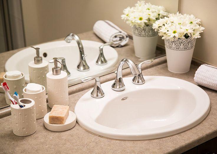 Comfify Modern Concrete Ceramic Bath Accessory Set Bundle With Liquid Soap Dispenser Toothbrush Holder Tumbler And Dish Alpine White