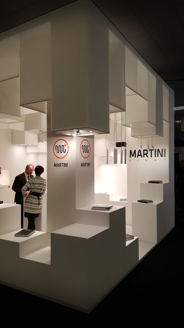 The Best of - Retail Design Expo 2016  #martinilight #lighting #stand