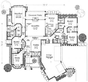 98 best House plans images on Pinterest Architecture Country