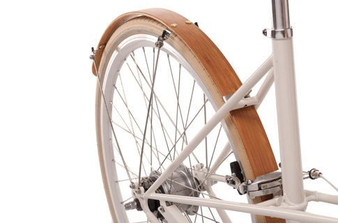 """If for the fixie, it'll probably have to be one of the half fenders (700c). It doesn't have frame clearance. Boo!  For the 26"""" bike I'll build up someday (I have the frame!) it can take full fenders."""
