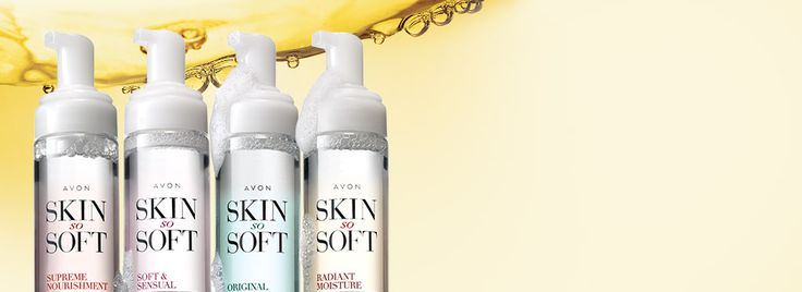 Avon Skin So Soft Foaming Body Wash is here . Don't miss this great BOGO sale!