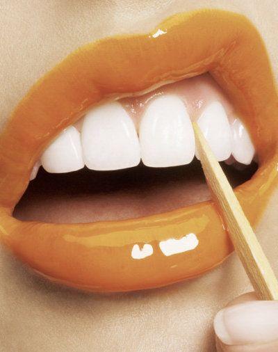 .  caramel lips