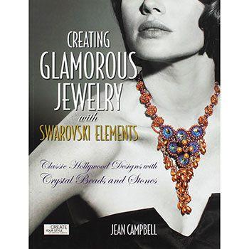 Creating Glamorous Jewellery With Swarovski Elements