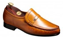 Barker Jefferson Mens leather slip on moccasin shoe http://www.robinsonsshoes.com/mens-shoes/barker-jefferson.html