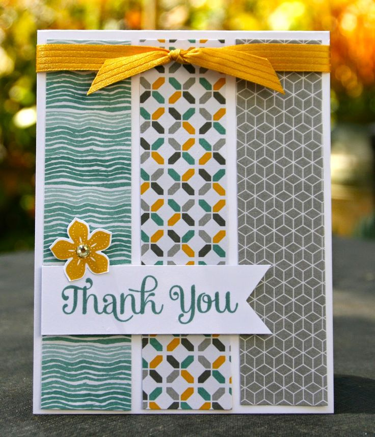 Krystal's Cards: Stampin' Up! Four You Three Ways