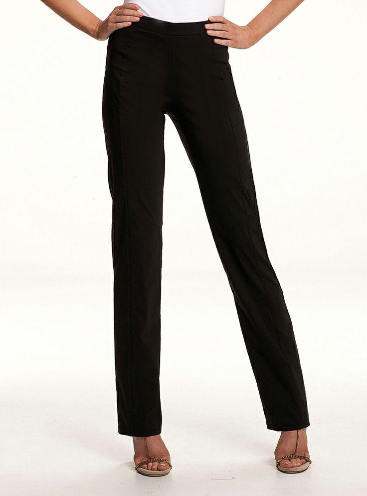 Mela Purdie - Straight Pant - Microprene 1211 F65  #melapurdie  #redworks