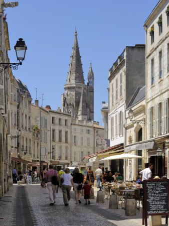 La Rochelle -  A truely lovely holiday location easily accessible from our gites de vacances