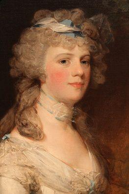 Ann Penn Allen, ca. 1795 (Gilbert Stuart) (1755-1828) Allentown Art Museum, PA, 1978.13