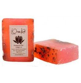 Sapun ayurvedic natural antioxidant cu rodie, ashwagandha si miere