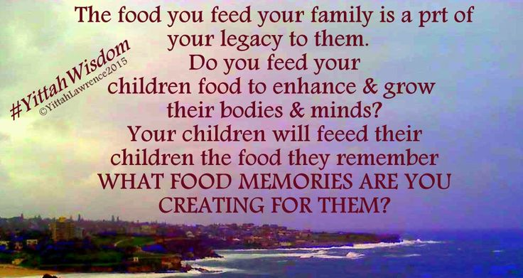 ♥ ♥ #YittahWisdom ♥ ♥ Where does #realfood fit into your regular meals?