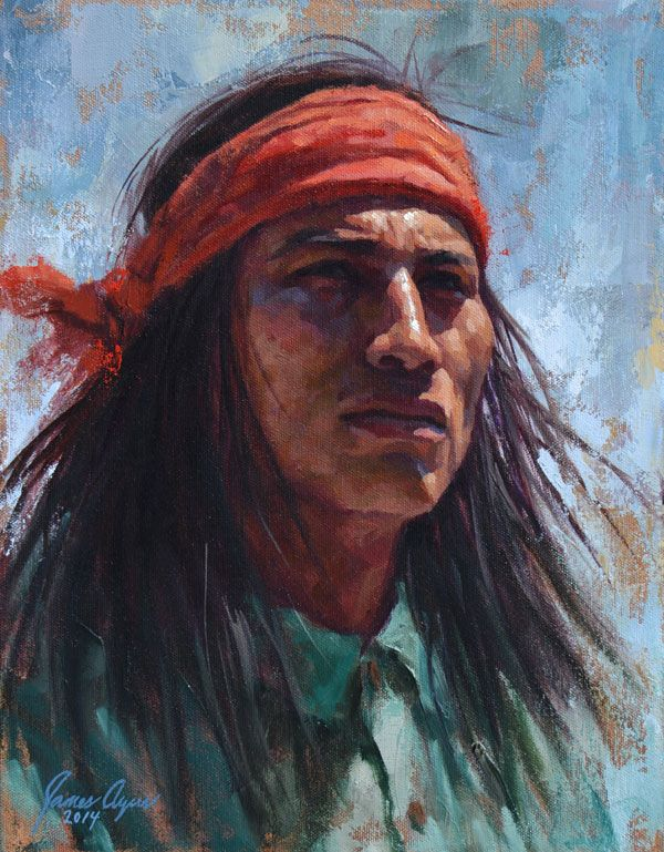 Apache indian art