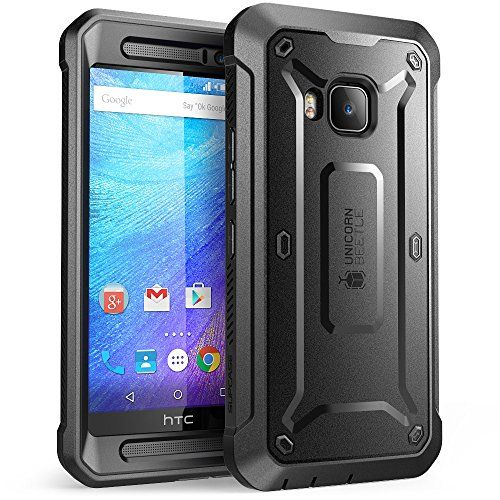 HTC One M9 Case, SUPCASE Full-body Rugged Holster Case with Built-in Screen Protector for HTC One M9 (2015 Release), Unicorn Beetle PRO Series - Retail Package (Black/Black) Supcase http://www.amazon.com/dp/B00TSVVNQC/ref=cm_sw_r_pi_dp_NfYsvb1ZPGDBV
