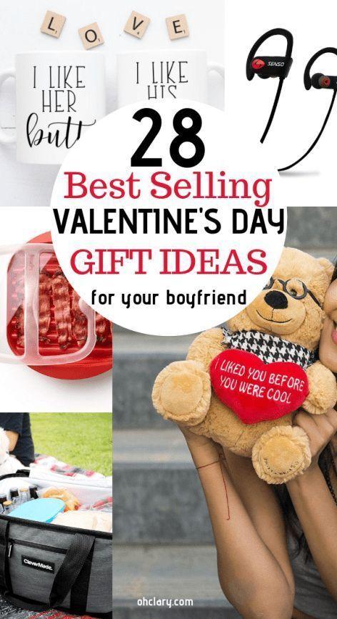 28 Valentijnsdag cadeau-ideeën voor vriend in 2019 Dat hij zal LIEFDE – #cadeau…