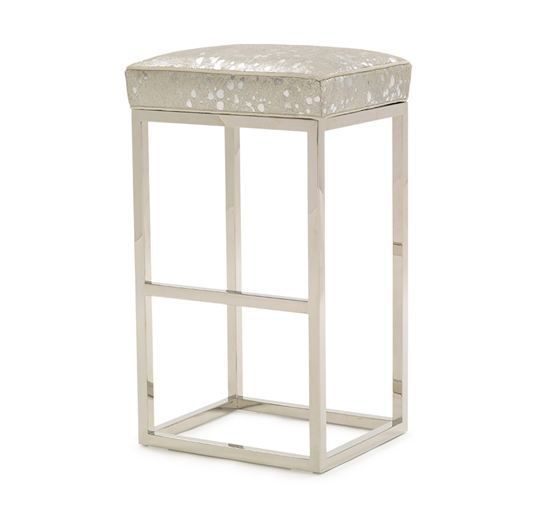 JACK BAR STOOL METALLIC HAIR ON HIDE  sc 1 st  Pinterest & 64 best Bar and Counter Stools images on Pinterest | Counter ... islam-shia.org