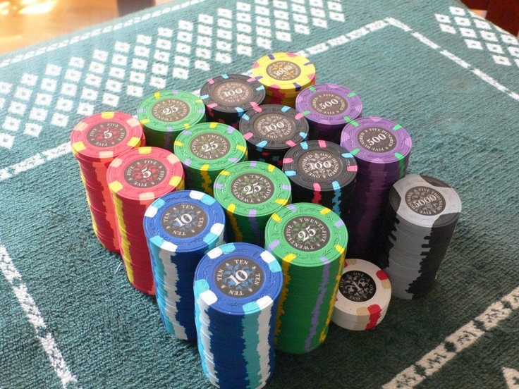 Le Noir 1000pc Poker Chipset. Le Noir. They stopped making these :(  $1200    http://www.buypokerchips.com/Paulson-Poker-Chips-p/set-paulson.htm