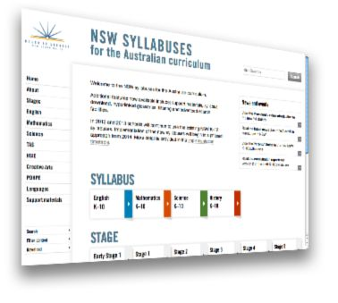 Program Builder: Supporting the implementation of the Australian K–10 syllabuses.
