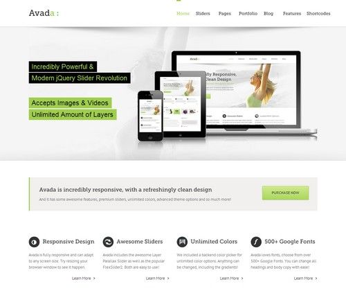 36 best 35+ Powerful WordPress Business Themes – All in One! images ...