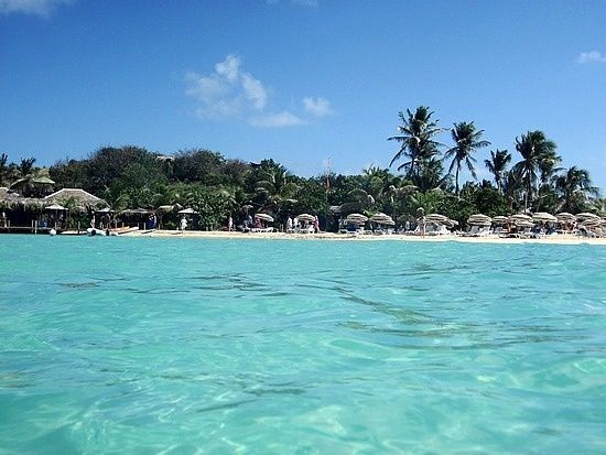 Pinel island St Martin -ahhhh. I was there once...hope to go back again,....(someday)
