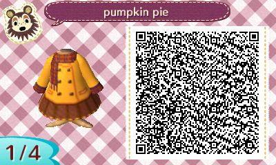 Fall Orange Brown Scarf Coat Skirt Samantha