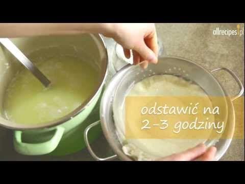 ▶ Paneer - jak zrobić indyjski ser biały - Allrecipes.pl - YouTube