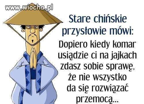 Przysłowia są mądrością ...  http://www.wiewiorka.pl