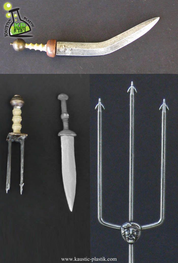 Net Gladiator Weapon Ancient Roman