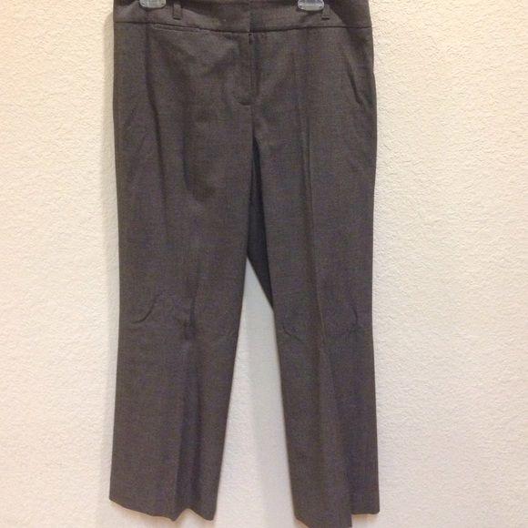 "Ann Taylor ""Audrey"" slacks freshly dry cleaned Great work or semi casual dress work slacks. Ann Taylor Pants"