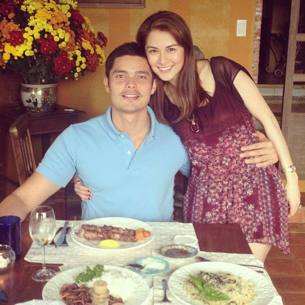 Dingdong Dantes and Marian Rivera - Celebrities in the ...