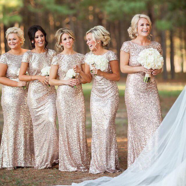1000  ideas about Bronze Bridesmaid Dresses on Pinterest ...