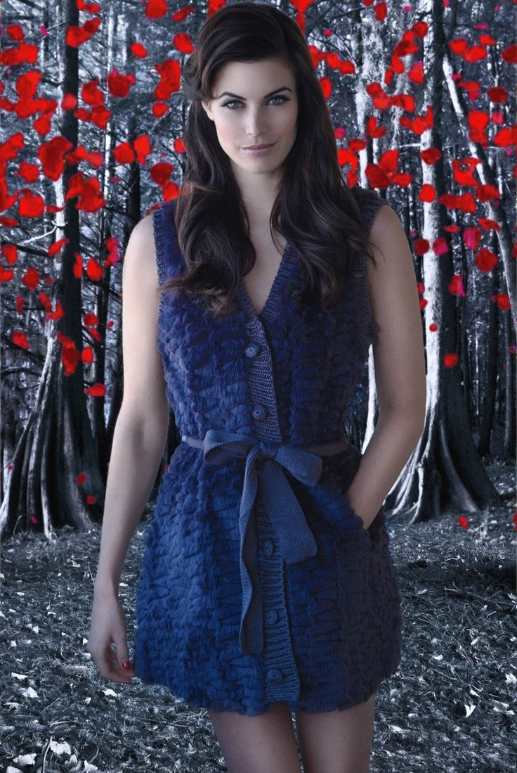 Meghan Ory  Little Red Riding Hood, OUAT