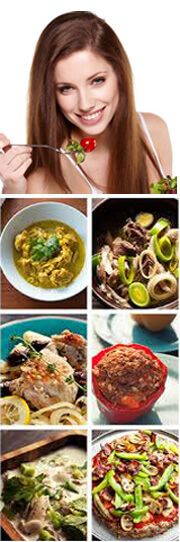 Easy Paleo Recipes for breakfast, lunch to get started on this healthy Paleo way of eating  #EasyPaleoRecipes #PaleoRecipes