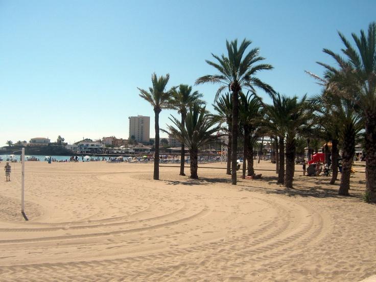 The Arenal Beach Jávea