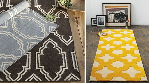 Moroccan Rugs by decor8
