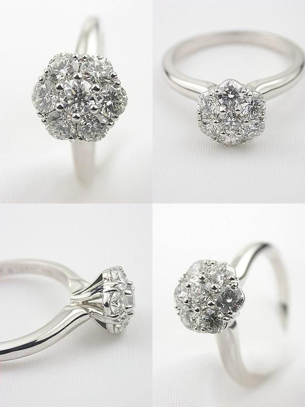 Timeless Beauty Antique Style Engagement Rings From Topazery