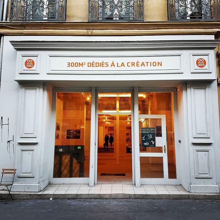 En face le local de Marseille 3013 propose une jolie expo photo :